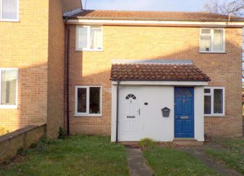Thumbnail 1 bed terraced house for sale in Taverham, Norwich, Norfolk