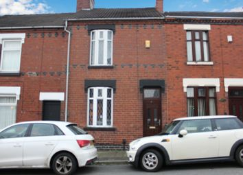 2 bed terraced house for sale in Boulton Street, Stoke-On-Trent, Staffordshire ST1