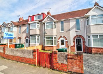 Thumbnail 2 bed terraced house for sale in Sewall Highway, Coventry
