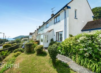 Thumbnail 2 bed semi-detached house for sale in Coombe Park, Cawsand, Torpoint