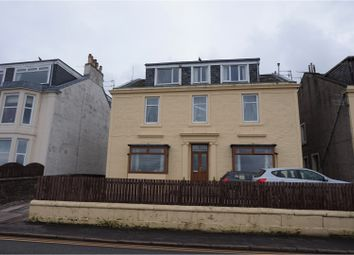 Thumbnail 3 bed flat for sale in Albert Road, Gourock