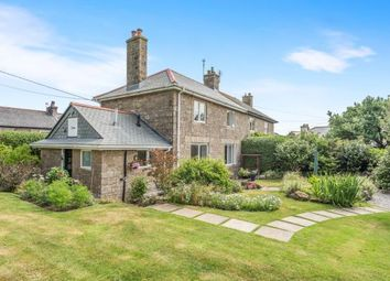 Thumbnail 2 bedroom semi-detached house for sale in Fore Street, Madron, Penzance
