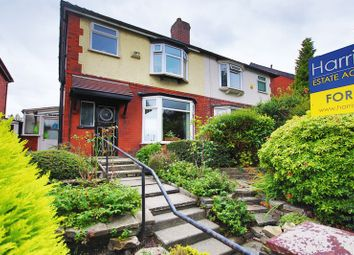 Thumbnail 3 bed semi-detached house for sale in Wigan Road, Bolton, Lancashire.