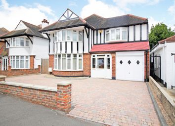 Kings Avenue, Bromley BR1. 4 bed detached house for sale