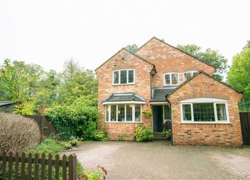 Thumbnail 4 bed detached house for sale in High Road, Essendon, Herts