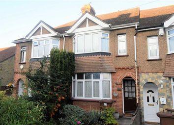 Thumbnail 2 bed terraced house for sale in Roberts Road, Rainham, Gillingham