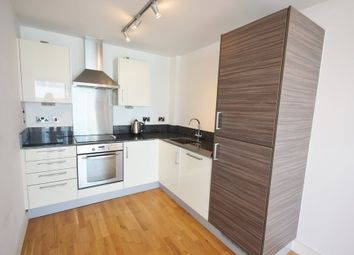 Thumbnail 1 bed flat to rent in Wicker Riverside, North Bank, Sheffield City Centre