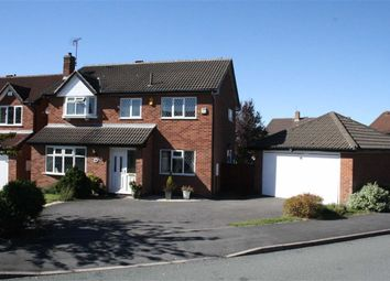 4 bed detached house for sale in Somerset Drive, Glenfield, Leicester LE3