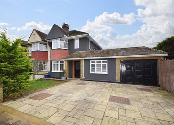 Thumbnail 4 bed semi-detached house for sale in Blenheim Chase, Leigh-On-Sea, Essex