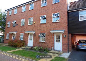 Thumbnail 3 bed terraced house to rent in Robin Mews, Loughborough