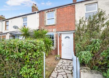 Thumbnail 2 bed cottage for sale in Chickerell Road, Chickerell, Weymouth