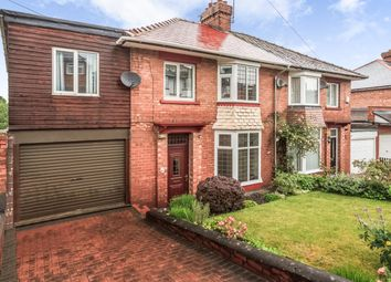 Thumbnail 3 bed semi-detached house for sale in The Briary, Shotley Bridge, Consett
