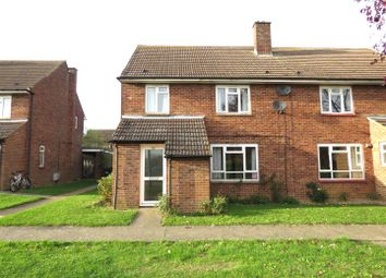 Thumbnail 3 bedroom semi-detached house to rent in Hampshire Road, Wyton, Huntingdon