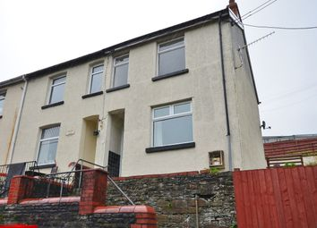 Thumbnail 2 bed end terrace house for sale in Edward Terrace, Abertridwr