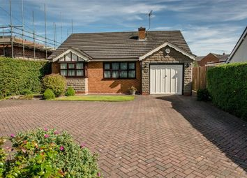 Thumbnail 3 bed detached bungalow for sale in Chesterfield Road, Shirland, Alfreton, Derbyshire
