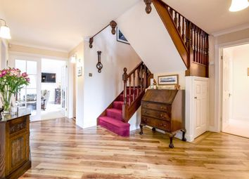 Thumbnail 5 bedroom detached house for sale in Swallowfield, Reading