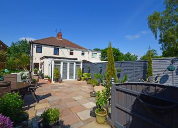 Thumbnail 2 bed semi-detached house for sale in Scotter Road South, Bottesford, Scunthorpe