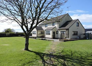 Thumbnail 4 bed detached house for sale in Craig Las, Letterston, Haverfordwest