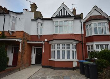 Thumbnail 4 bed terraced house to rent in Kingsley Road, Palmers Green