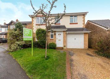 Thumbnail 4 bed detached house for sale in Aldridge Park, Winkfield Row, Bracknell, Berkshire