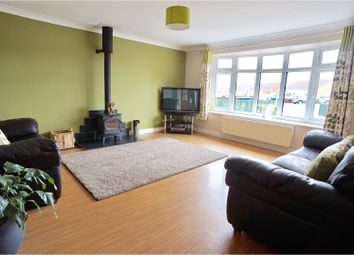 Thumbnail 3 bed detached bungalow for sale in Tennyson Close, Caistor