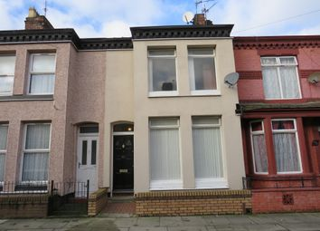 Thumbnail 2 bed terraced house for sale in Shelley Street, Bootle