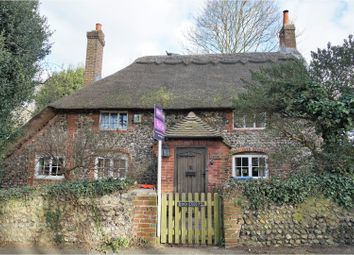 Thumbnail 3 bed property for sale in Lyminster Road, Lyminster