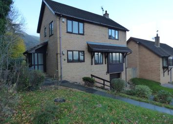 Thumbnail 3 bed detached house to rent in Parc Moel Lus, Penmaenmawr