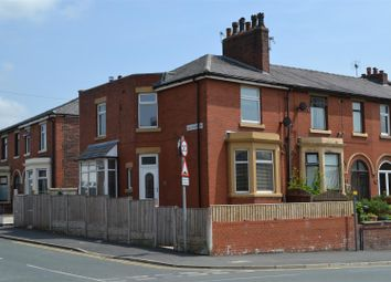 Thumbnail 3 bed end terrace house for sale in Bolton Road, Chorley