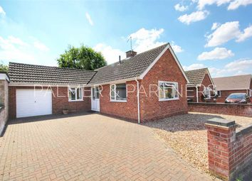 Thumbnail 2 bed detached bungalow for sale in The Drift, Great Cornard, Sudbury