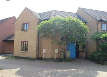 Thumbnail 3 bed property to rent in Ravenglass Croft, Broughton, Milton Keynes