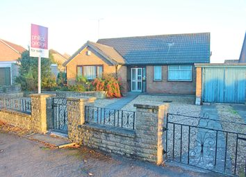 Thumbnail 2 bed detached bungalow for sale in Highcroft Road, Oadby, Leicester