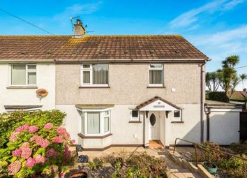 Thumbnail 3 bed semi-detached house for sale in St.Ives, Cornwall