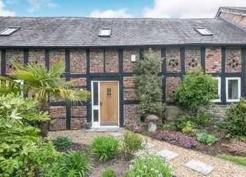 4 bed barn conversion for sale in Croesfoel Court, Wrexham Road, Rhostyllen, Wrexham LL14
