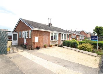 Thumbnail 2 bedroom bungalow for sale in Willow Garth, Eastrington, Goole
