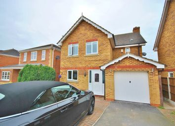 Thumbnail 4 bedroom detached house to rent in Oakmere Close, Edwalton