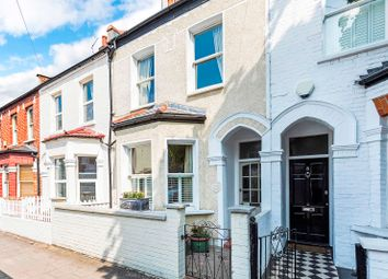 4 bed terraced house for sale in Brathway Road, London SW18