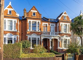 Thumbnail 4 bed terraced house for sale in Crescent Lane, London
