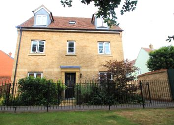 Thumbnail 4 bed detached house to rent in Roper Close, Colchester