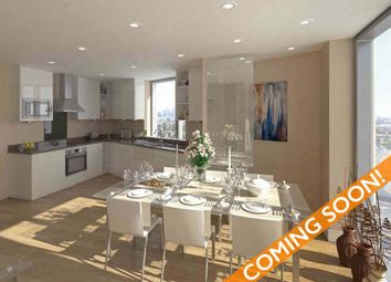 Thumbnail 2 bed flat to rent in City West Tower, 6 High Street, Stratford, London