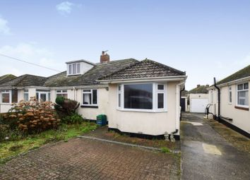 Thumbnail 3 bedroom semi-detached bungalow for sale in Chickerell Road, Weymouth
