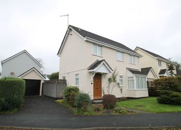 Thumbnail 4 bed detached house for sale in Yeolland Park, Ivybridge