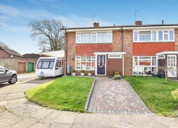 Thumbnail 3 bed end terrace house for sale in St. Giles Close, Farnborough