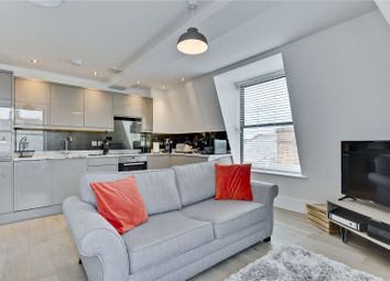 Thumbnail 1 bed flat for sale in Chantry Court, Minorca Road, Weybridge, Surrey
