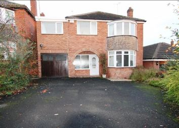 Thumbnail 4 bed detached house to rent in Calthorpe Close, South Walsall