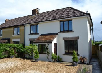 Thumbnail 5 bed semi-detached house for sale in South View, Babbington, Kilmersdon