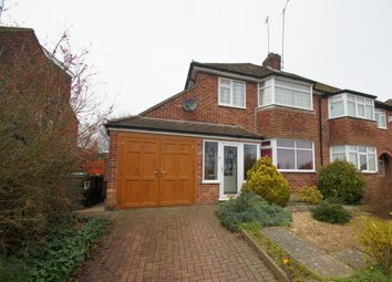 Thumbnail 1 bed semi-detached house to rent in Humphrey Burton Road, Coventry