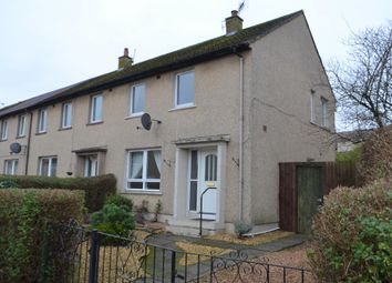 Thumbnail 2 bed end terrace house to rent in Langlees Street, Falkirk