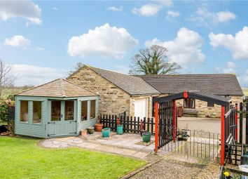 Thumbnail 3 bed detached bungalow for sale in Casanya Croft, Blewhouse Lane, Finghall, Leyburn