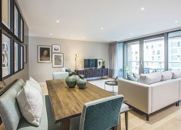 Thumbnail 3 bed flat for sale in Limeharbour, Isle Of Dogs, London